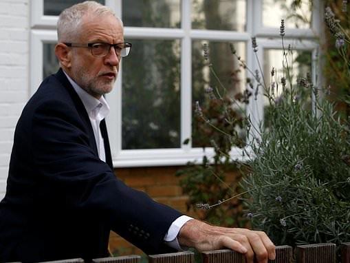 Jeremy Corbyn accuses Boris Johnson of plotting a 'Trump Deal Brexit'