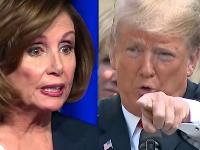 Pelosi is outraged at leaked plan from Trump admin to punish 'sanctuary cities' — by busing more migrants to them