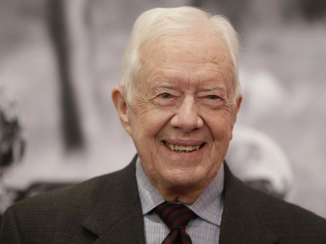 Jimmy Carter released from hospital after urinary tract infection treatment