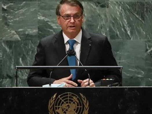 "De Blasio Whines As Brazil's Bolsonaro Brazenly Defies UN's Vaccine ""Mandate"""