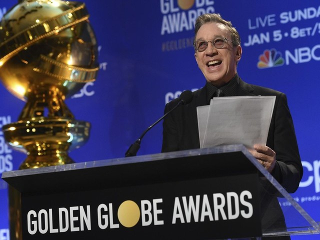 Complete list of the Golden Globe nominations