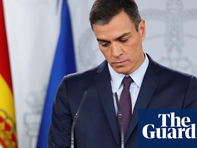 Spain heads into election unknown as Sánchez runs out of road