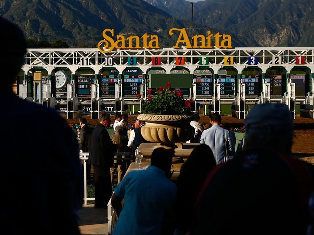 Another horse dies at Santa Anita, the 25th since late December