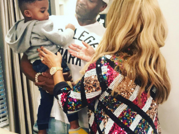 Rasheeda Met Husband Kirk & Side Chick's Son Kannon & Criticized How He's Being Raised, Now The Mistress Is Going Off