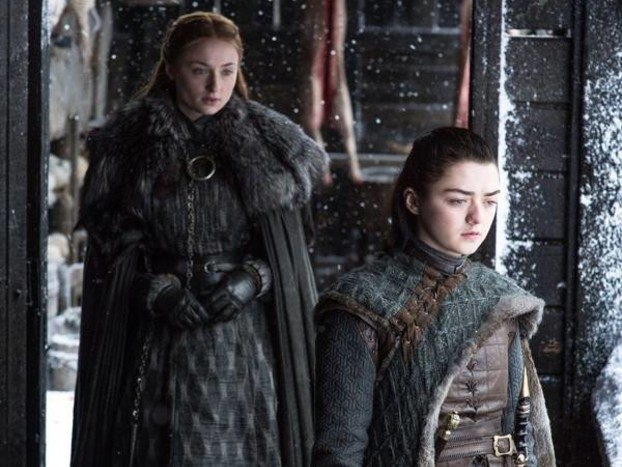 Maisie Williams' First Game of Thrones Memory Is So Pure