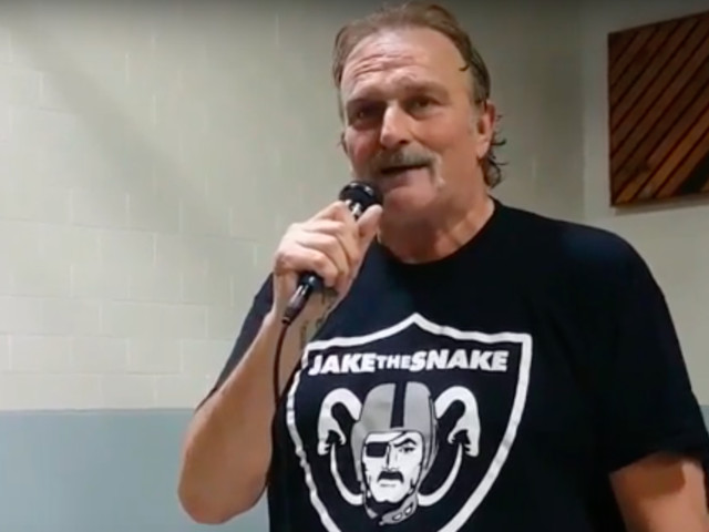 """WWE Icon Jake """"The Snake"""" Roberts On A Sober Life Beyond The Ring"""