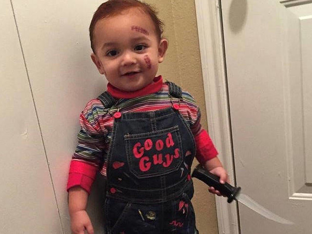 11 Baby Halloween Costumes That Creep Us Out