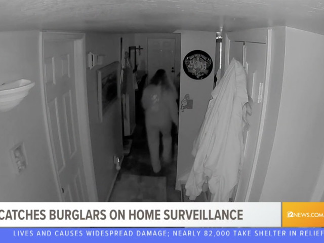 While traveling, man sees footage of longtime neighbor robbing his home, AZ cops say