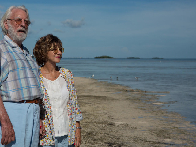 'The Leisure Seeker' sticks to the trite and true