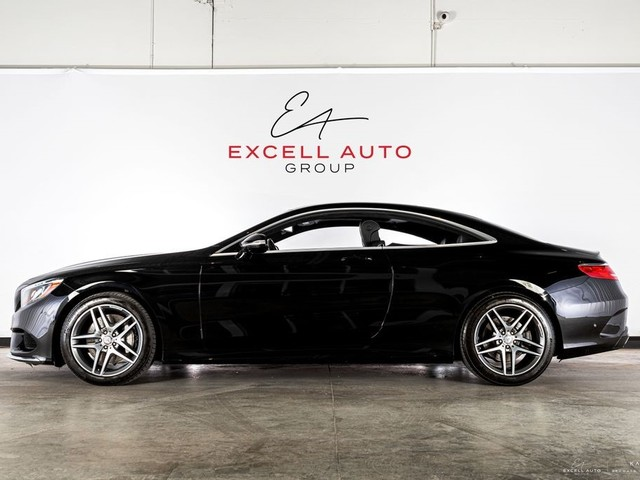 2016 Mercedes-Benz S--550 2dr Coupe S 550 4MATIC
