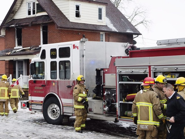 2 Adults, 2 Children Killed In Oshawa, Ont., House Fire