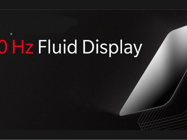 OnePlus 120Hz Display Teased to Sport Custom MEMC Chip for Motion Smoothing