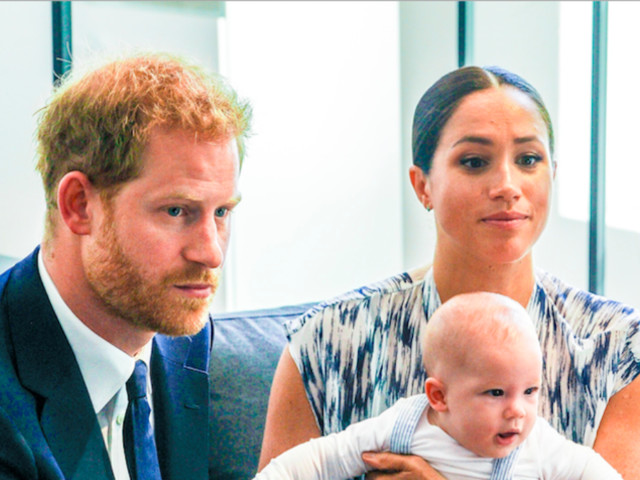 Prince Harry and Meghan Markle Are Reportedly Leaving Archie in Canada During Their U.K. Trip