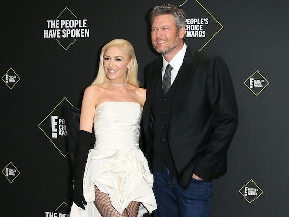 Gwen Stefani And Blake Shelton Fighting Over Holiday Diets?