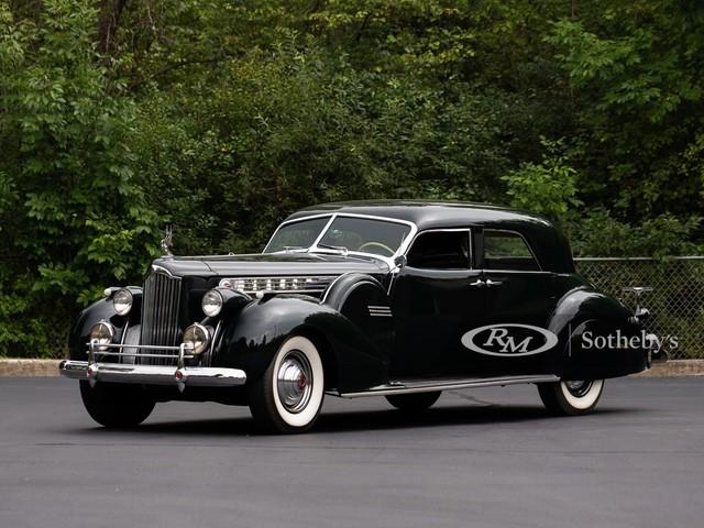 1940 Packard Custom