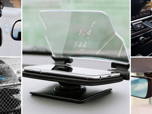 20 cool car gadgets that will totally change the way you drive