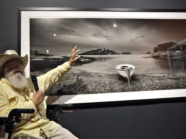 Florida photographer explores surrealist artist Dali's roots