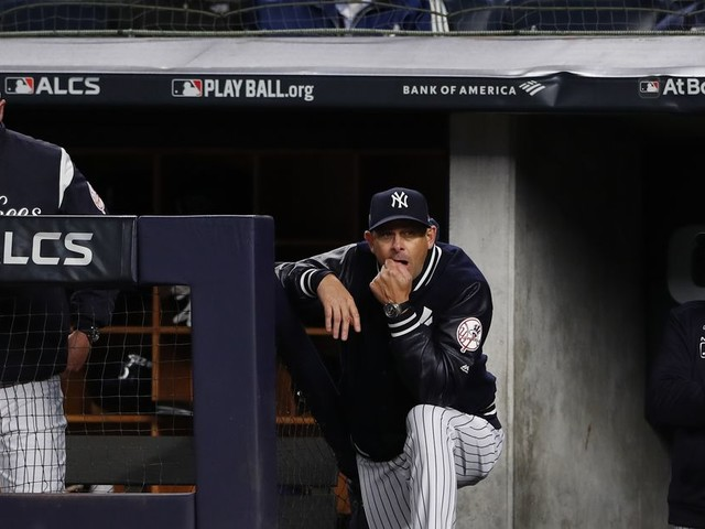 Do the Yankees Have Any Chance to Get Back Into the ALCS?