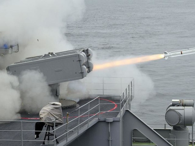 Raytheon awarded an $84.7M contract modification for Evolved Sea Sparrow