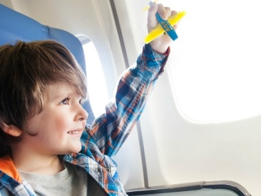Kids flying solo guide
