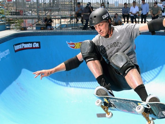 Tony Hawk thinks it's funny when fans don't recognize him or mistake him for other celebrities — and he says it happens 'all the time'