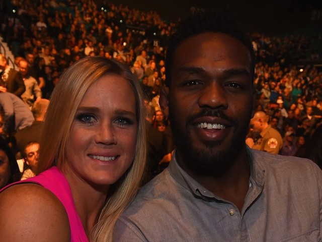 Holm believes Jones will impress at heavyweight: 'He doesn't know how to lose'
