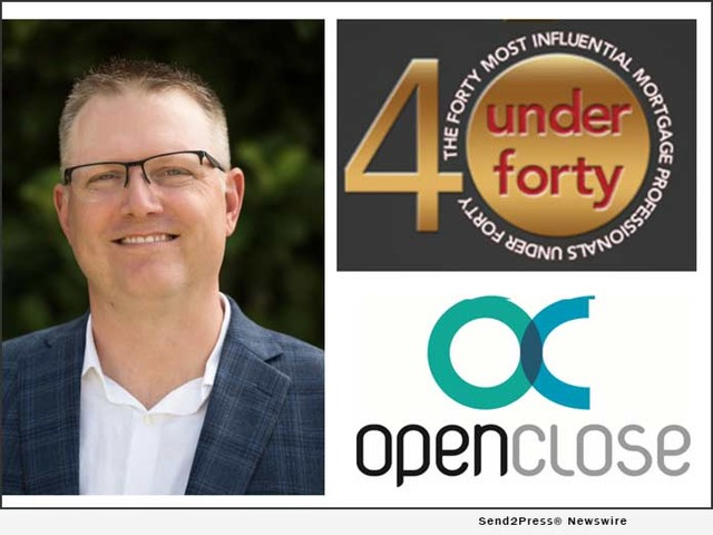 Mortgage Tech Provider OpenClose Experiences Significant Growth and Continues Adding Award Winning Talent