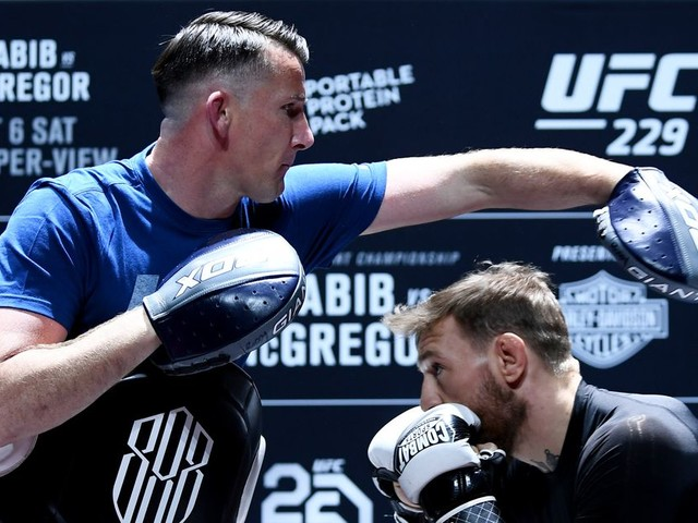 Coach Roddy: 'Motivated' Conor McGregor can beat anyone