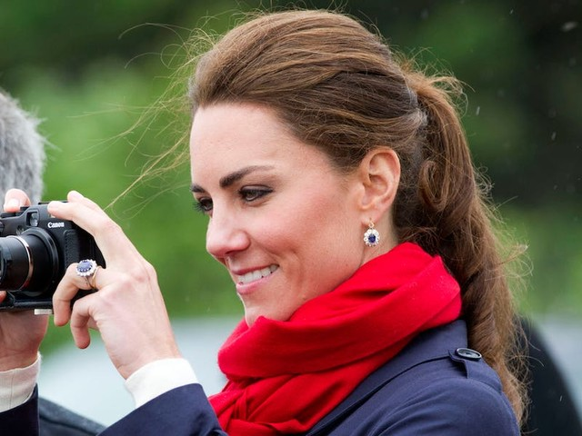 Kate Middleton is the first royal mom to take official photos of her kids — here are her cutest family pictures so far
