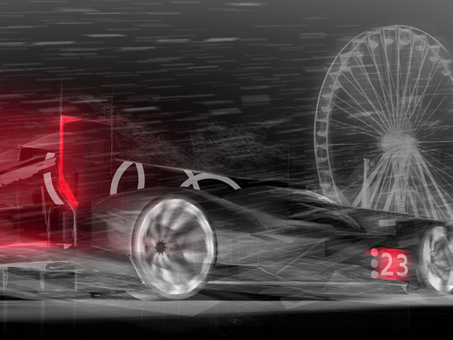 Audi LMDh Prototype Teased, Set To Hit The Track Next Year