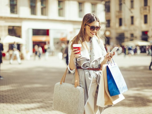 Consumers Want Futuristic Shopping Experience