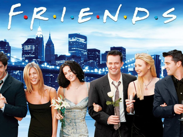 Amazon is blowing out 'Friends: The Complete Series Collection' on DVD and Blu-ray, today only