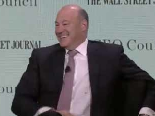 The Moment Gary Cohn Realized His Entire Economic Policy Is A Disaster