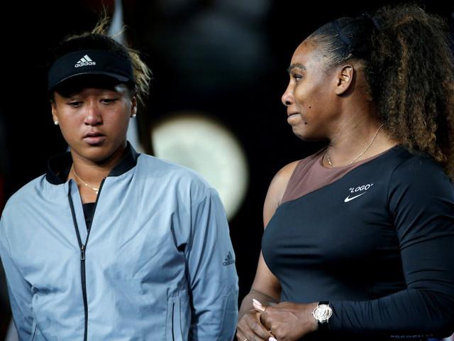 Naomi Osaka: 'Little bit sad' after Serena Williams' meltdown