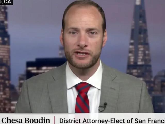 Just two days on the job, San Fran's new socialist DA fires 7 tough-on-crime prosecutors