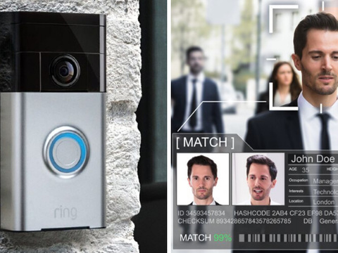 """Amazon Ring Doorbell Camera To Build Watchlist Of """"Suspicious"""" Neighbors For Police"""