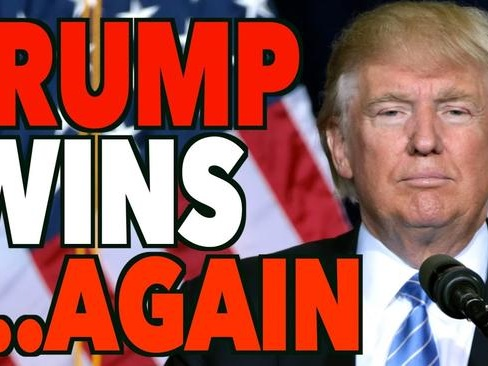 Donald Trump Will Easily Be Reelected: There's Been No Repudiation Of What He Represents and There Won't Be