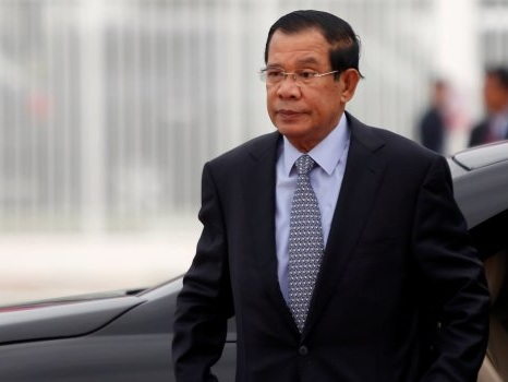 U.S. Sets Visa Restrictions Against Cambodians Over Opposition Crackdown