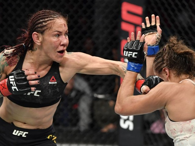 Tito Ortiz 'had to step away' from managing Cris Cyborg