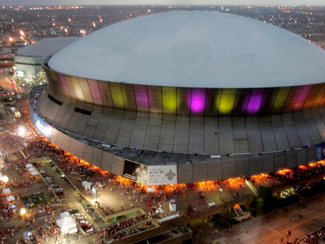 Contract approved to start $450 million Superdome overhaul