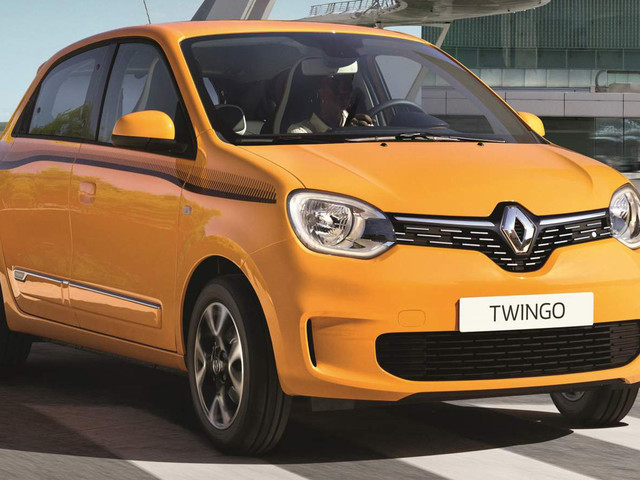 Electric Renault Twingo Could Launch This Year With Smart ForFour Powertrain