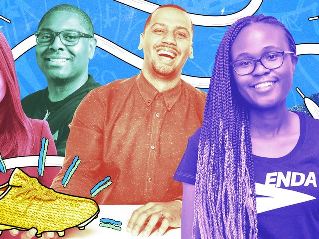 POWER LIST: Here are the 28 most outstanding people of color transforming the sneaker industry today, from designers to influencers