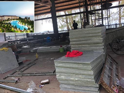 Holidaymaker's anger over building work at Tui hotel that 'ruined' a £2,600 break in paradise