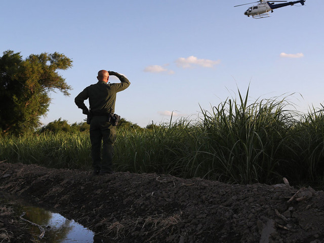 Assaults against Border Patrol agents soar 300 percent since caravan arrival