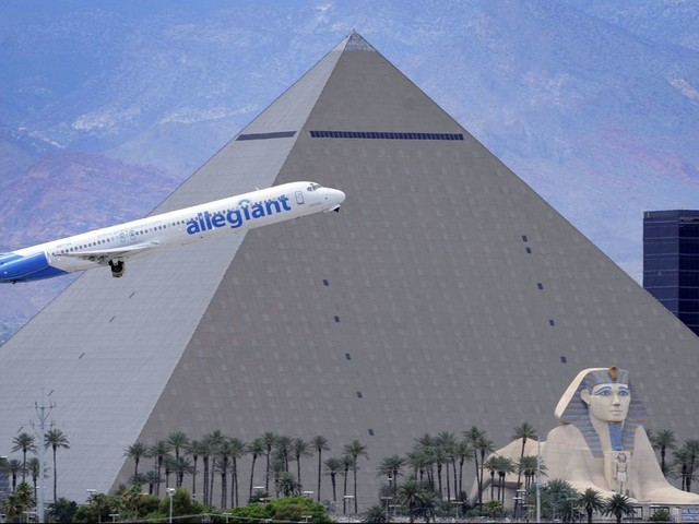 Spirit Airlines to serve Burbank Airport with super cheap flights to Las Vegas