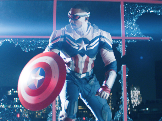 Anthony Mackie Reveals the Superpower That Sam Wilson Has as Captain America
