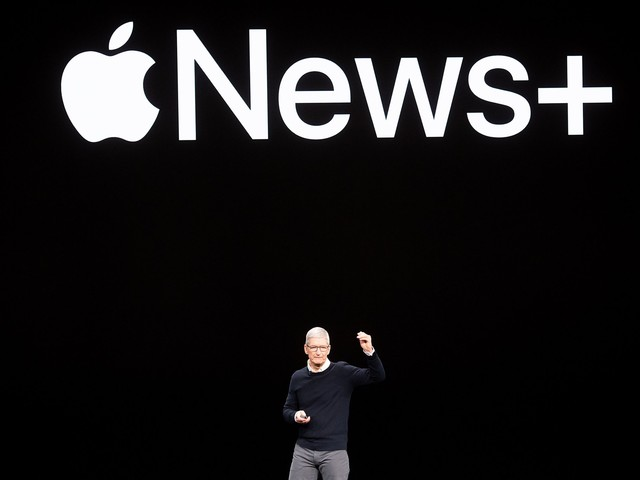 Apple is continuing to transform into a Services-led company while iPhone sales fall (AAPL)