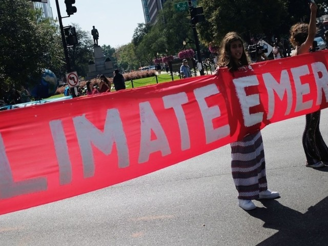 Climate change panic: Half of young Americans think humanity's extinction is 'somewhat likely' in the next decade