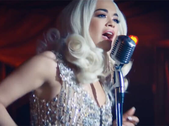 "Rita Ora Flees The Paparazzi In Her ""Only Want You"" Video"