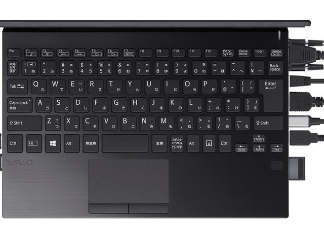 VAIO proves tiny laptops don't need dongles